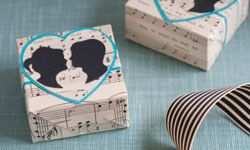 Wedding favors that you make yourself can be the most treasured kind.