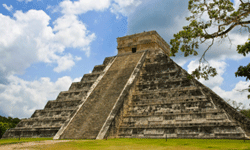 The Mayan calendar marks Dec. 21, 2012 as the end of a Great Cycle.
