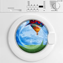 When your old appliances wear out, consider replacing them with newer, more eco-friendly models.