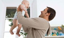 Paternity leave can be an excellent time for fathers to bond with their newborns while giving you a break.