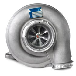 Turbochargers and superchargers are essentially air compressors that shove more air into the engine.