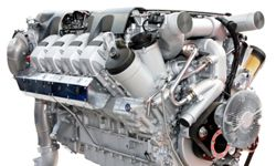 For many years, iron engine blocks were the industry standard -- now the majority of new small engines use aluminum instead.
