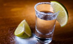 If your guests are clamoring for shots, whip out a bottle of tequila.