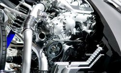 Today's car engines are designed to run on unaltered fuel.