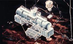 SEALAB III, launched in 1969, was the U.S. Navy's last undersea habitat built.