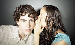 Posting your partner's innermost secrets is an easy way to breach the trust you've built in your relationship.