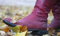 """Nothing says """"great fall accessory"""" like a new pair of beautiful boots."""