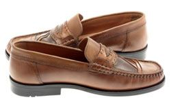 The classic loafer is once again in the limelight.