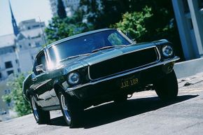 """The """"Bullitt"""" car chase scene is still widely regarded as one of the best movie car chases of all time."""