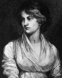 """Mary Wollstonecraft was a groundbreaking feminist and mother of """"Frankenstein"""" author, Mary Shelly."""