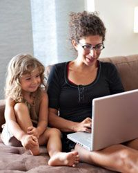 A family blog keeps everybody in the know about your latest adventures.