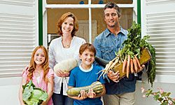 The bounty from your backyard garden will make your family proud.