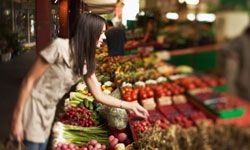 Shop the perimeter of the grocery store. See more fruit pictures.