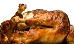 Use this recipe to finish up your holiday turkey leftovers.