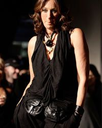 Not even fashion maven Donna Karen can make a fanny pack look stylish. See more celebrity fashion disaster pictures.