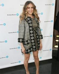 Whether she's playing Carrie Bradshaw or simply being herself, Sarah Jessica Parker always looks great.