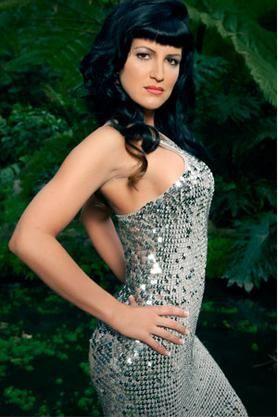 Sequins and sparkles are not only for eveningwear, they are now fashionable in everyday clothes.