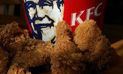 Grab a bucket of chicken.
