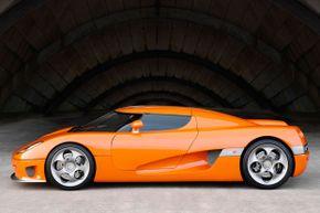 The Koenigsegg CCR