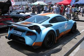 The 9ff GT9-R