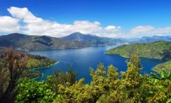 """Movie fans can visit beautiful New Zealand to see the locations in which """"The Lord of the Rings"""" trilogy and """"Whale Rider"""" were filmed."""