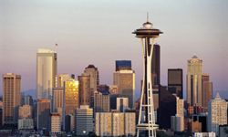 Seattle's Space Needle is an easily recognizable landmark, which makes it a popular filming location.