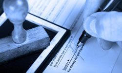 Document forgery is common in foreclosure fraud cases, and it can take several different forms.