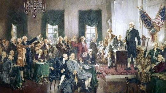 10 Little-known Facts About the Founding Fathers