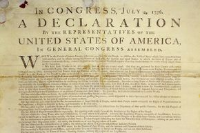 Not everyone was over the moon about the Declaration of Independence. Lemuel Haynes, among others, voiced substantial criticism of the document and its failure to include freedom for all people.