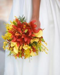 Yellow and orange are quintessential summer colors.
