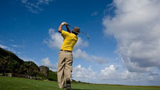 Top 10 Golf Swing Tips