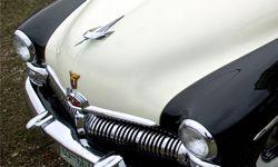 A 1950 Mercury