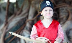 Search the high seas, and you still won't find a better theme than pirate decor!