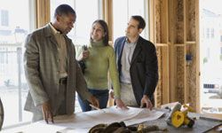 All good green contractors should be able to educate homeowners on the different processes of green home construction.