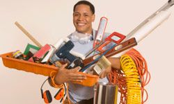 By swapping tools with friends, you can conserve resources and save room in your garage.
