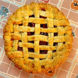 That's right -- you can cook pie on the grill!