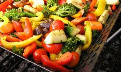Grilling winter vegetables preserves their nutritional benefits and lends them a smoky, rich flavor. See pictures of extreme grilling.