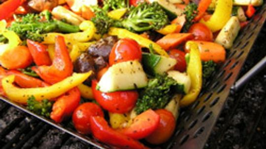 10 Winter Vegetables Grilled to Perfection