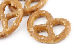 Don't get it twisted: Pretzels please any palate.