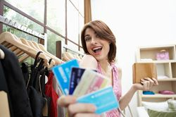 Retailer cards are easier to obtain than most credit cards, but the interest is often higher as well.