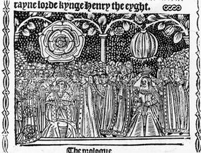 Edward Stafford carried Henry's crown at the coronation of the king and his queen, Catherine of Aragon.