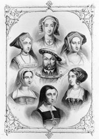 Elizabeth Barton had visions that it was against God's will for Henry to marry Anne Boleyn. He put an end to her mysticism.
