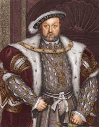 Royalty Image Gallery Henry VIII presided over England for 36 bloody years. See more pictures of royalty.