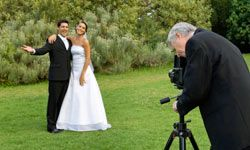 Shooting weddings can be a fun way to make some extra cash as a photographer.