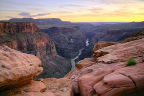 The Grand Canyon is one of the world's greatest natural wonders.
