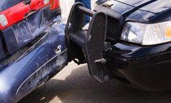 Cross-checking new claims can help insurers sniff out staged-accident rings.