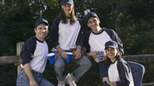 10 Funny Intramural Team Names