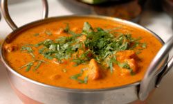The intense flavors of curries mellow while they chill for a day or two.