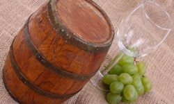 Swap that wine glass for a stein -- grapes have also been used to make beer.