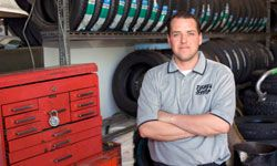 Sometimes an actual store -- with expert employees -- can still be your best bet for purchasing parts.